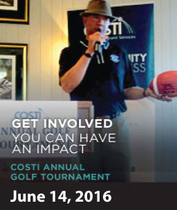 COSTI''s 14th Annual Golf Tournament nets over $20,000 for children and youth programs!